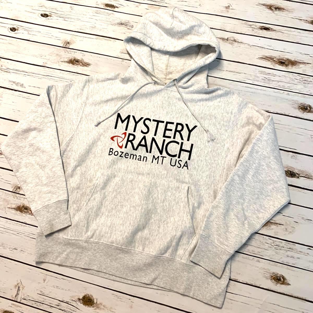 MYSTERY RANCH x champion リバースウィーブパーカー シリアルナンバー入り