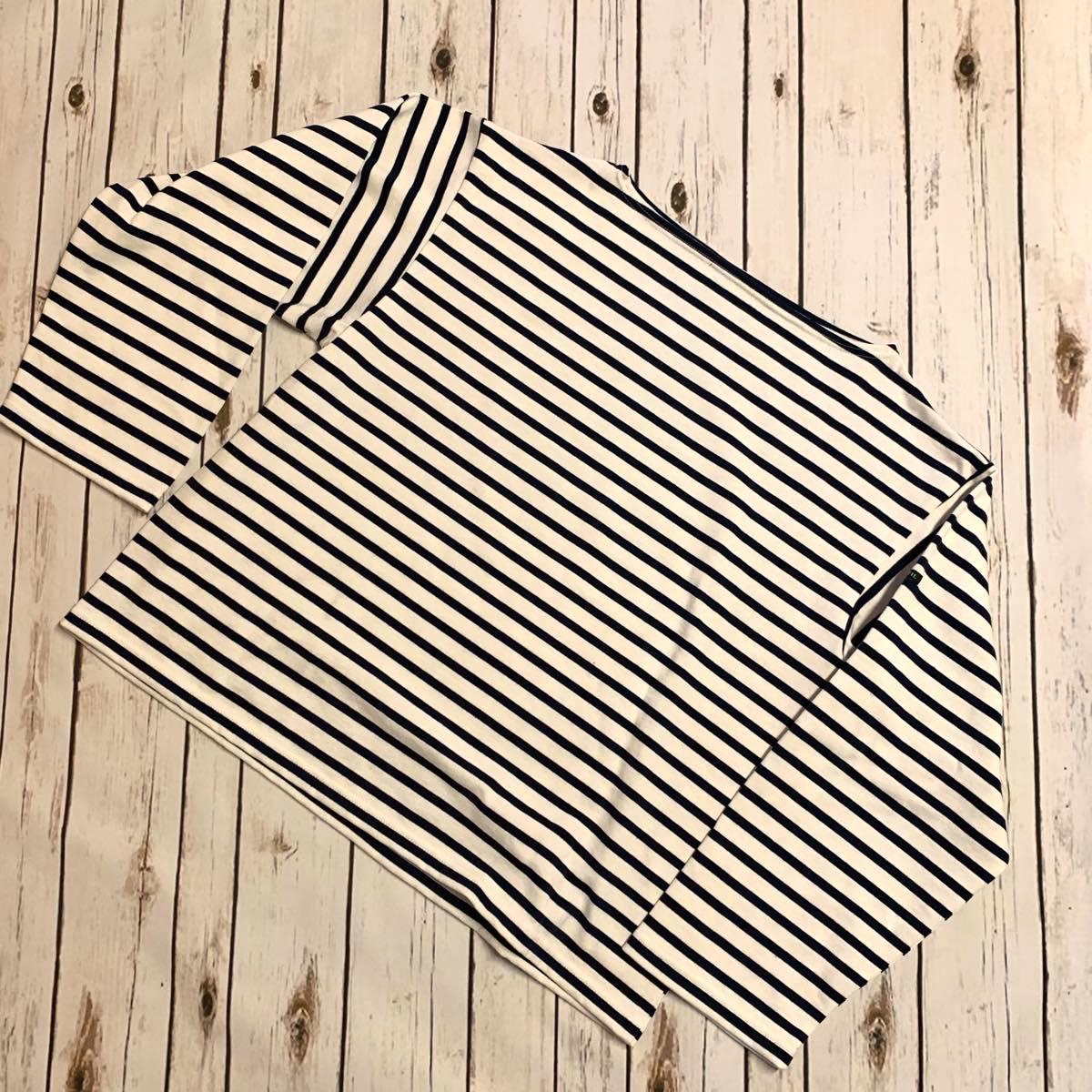 OUTIL ウティTRICOT LOCRONAN バスクシャツ