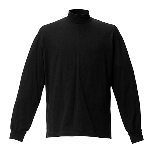 HOMME PLISSE ISSEY MIYAKE(オムプリッセ) BLACK TURTLENECK TOP JK001 2020SS