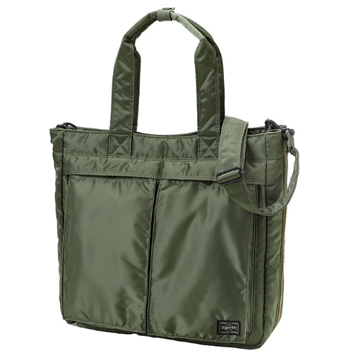 PORTER タンカー TANKER 2WAY TOTE BAG