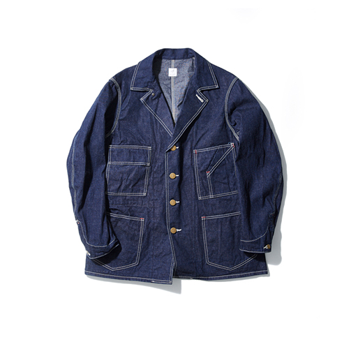 ANATOMICA(アナトミカ) COVERALL DUNGAREE