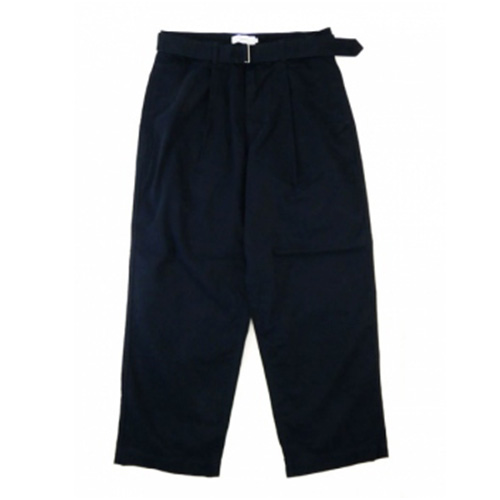 Graphpaper(グラフペーパー) Military Cloth Belted Pants 2020SS