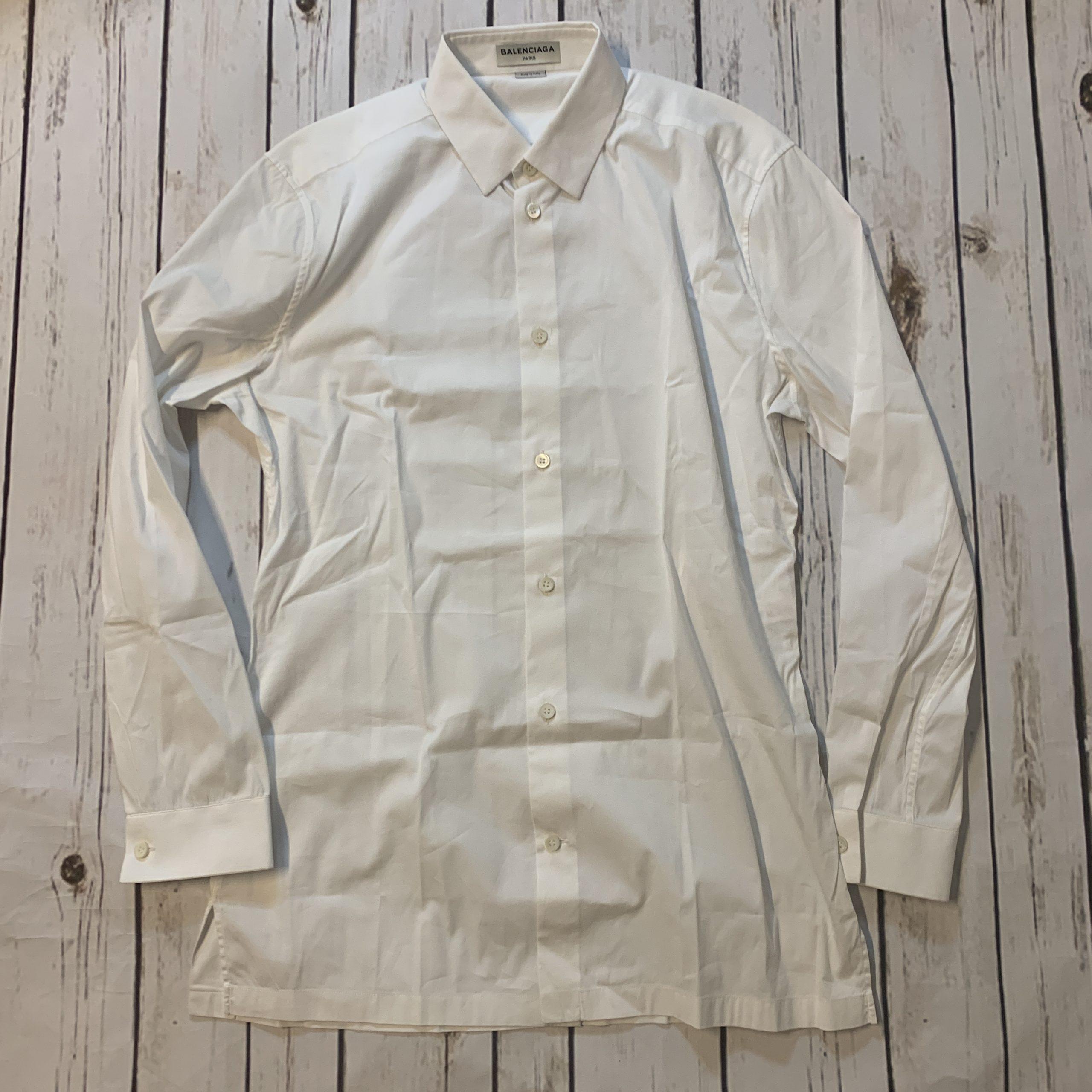 BALENCIAGA (バレンシアガ) Yシャツ コットン
