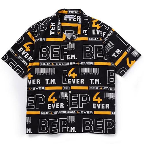 BlackEyePatch(ブラックアイパッチ) 4 EVER S/S SHIRT BLACK