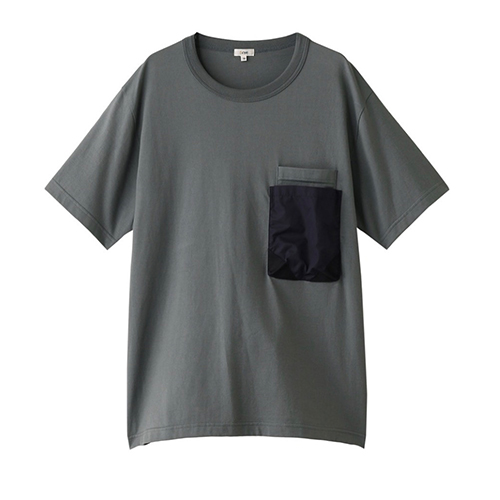 Scye(サイ) ロイヤルスベンポケットTシャツ