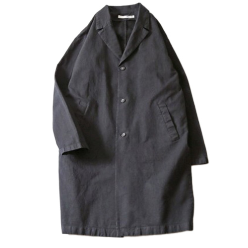 evam eva(エヴァムエヴァ) cotton paper jacket -men's