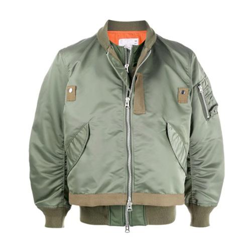 sacai (サカイ) MA-1 ボンバージャケット