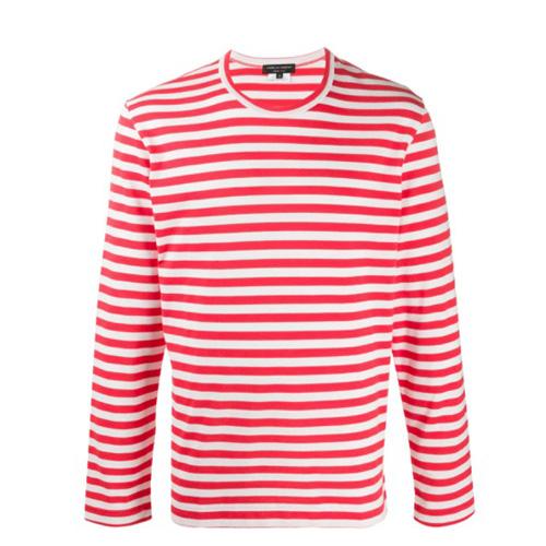 Comme Des Garçons Homme Plus (コムデギャルソン・オムプリュス ) ストライプ L/S Tシャツ