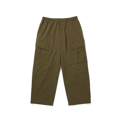 DAIWA PIER 39 (ダイワピア) 2020SS Loose Stretch 6P Mil Pants