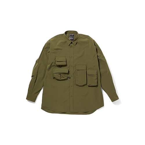 DAIWA PIER 39 (ダイワピア) 2020SS Mulch Pocket Easy Shirts