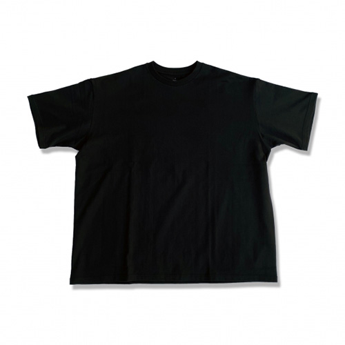 Graphpaper(グラフペーパー)   S/S Oversized Tee BLACK