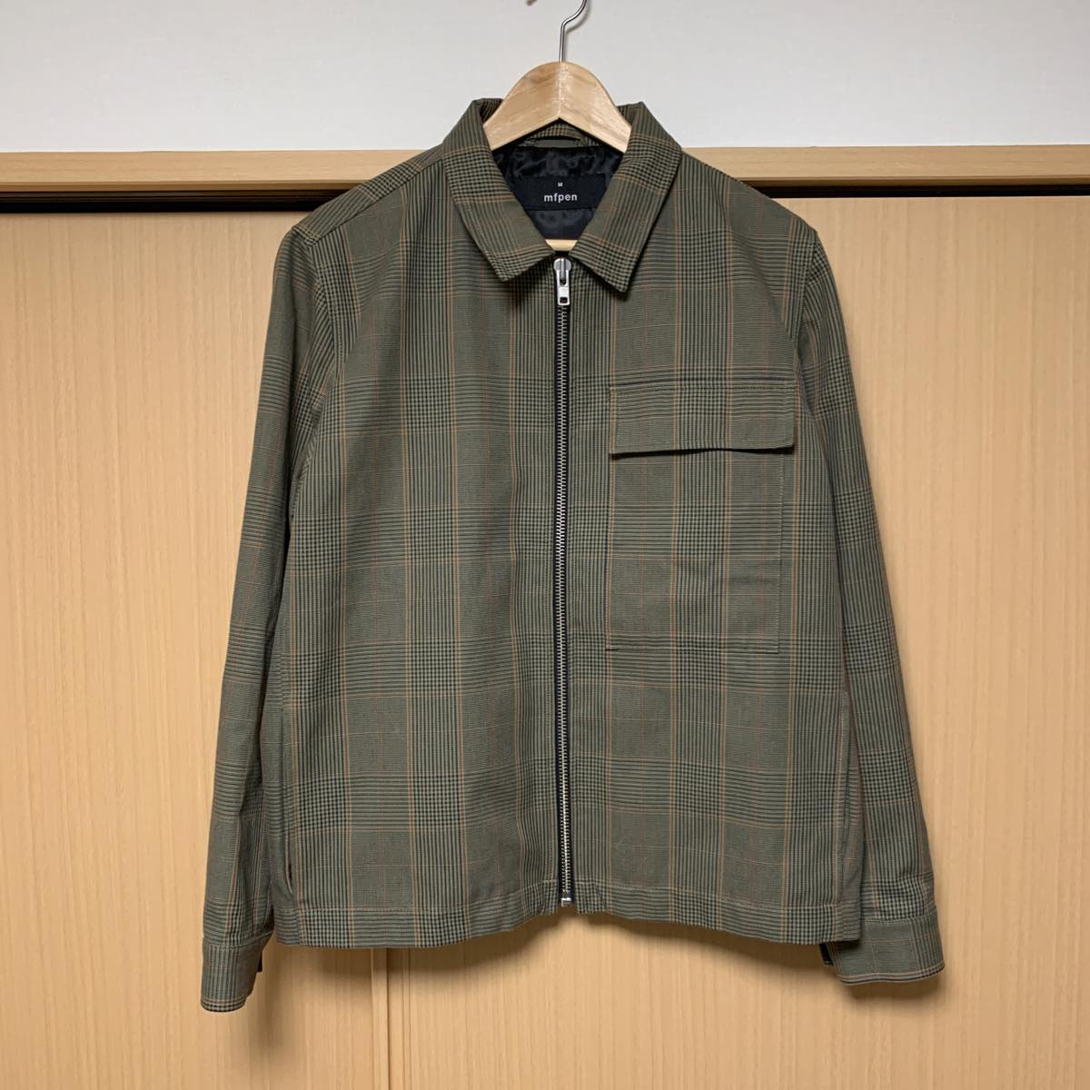 mfpen (エムエフペン)CPOジャケット