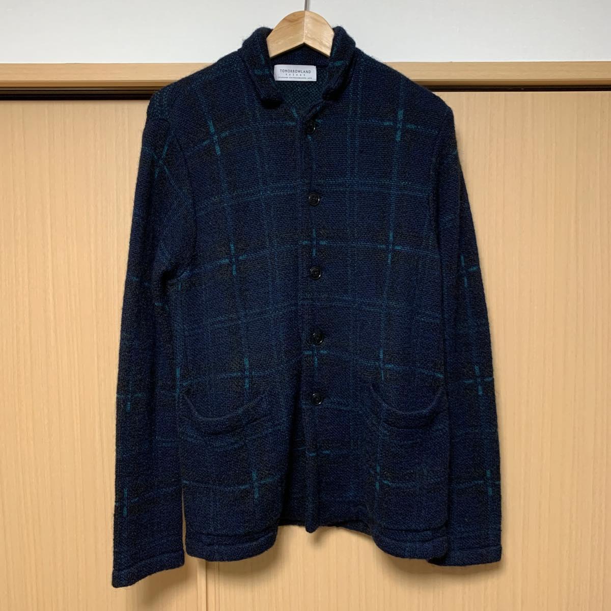 TOMORROWLAND tricot (トゥモローランド)ニットカーディガン