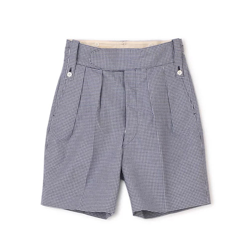 NEAT(ニート) 80's VINTAGE GINGHAM / BELTLESS SHORTS