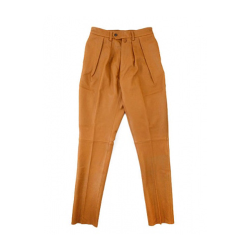 NEAT(ニート) Lamb Leather Tapered Pants