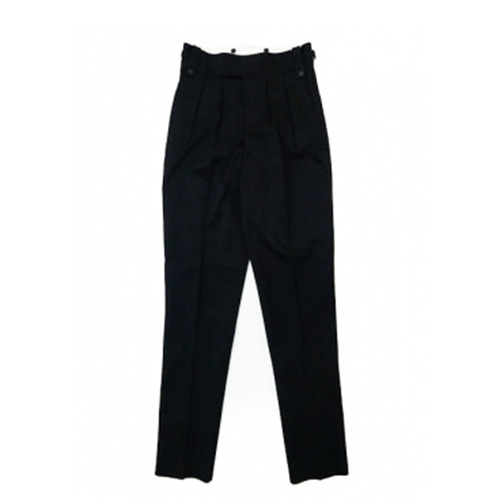 NEAT(ニート) Cotton Pique Beltless Pants
