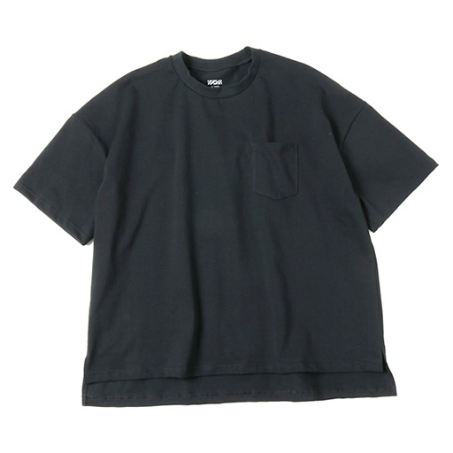 is-ness (イズネス) AMERICAN VINTAGE FABRIC POCKET T-SHIRT