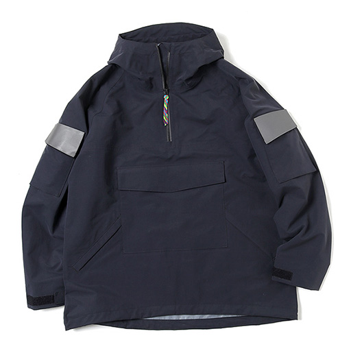 is-ness (イズネス) 3LAYER PULLOVER JACKET
