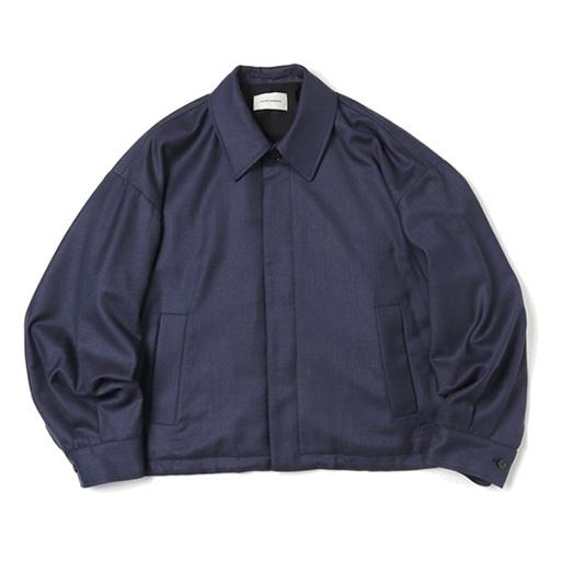 MARKAWARE (マーカウェア)  SPORTS JACKET SUPER 120s WOOL LIGHT SURVIVAL CLOTH