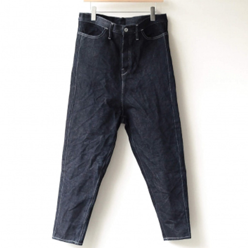 SOUMO (ソウモ) SUPER LOWTENSION PAPER DENIM