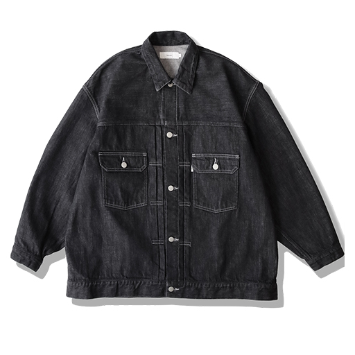 Graphpaper (グラフペーパー) 2020AW Colorfast Denim Jacket