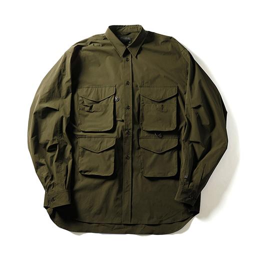 DAIWA PIER39(ダイワピア39)MULCH POCKET FIELD SHIRTS|マルチポケットフィールドシャツ