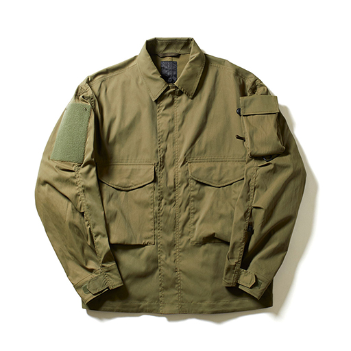 DAIWA PIER39(ダイワピア39)MIL FIELD JACKET|フィールドジャケット