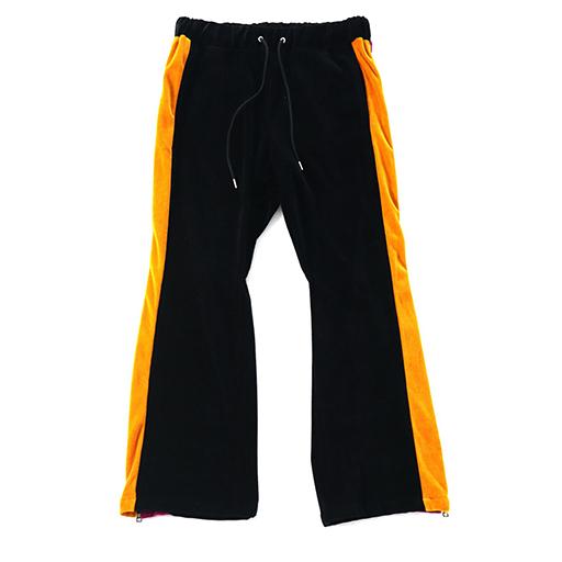 LITTLEBIG(リトルビッグ) Velour Track Pants