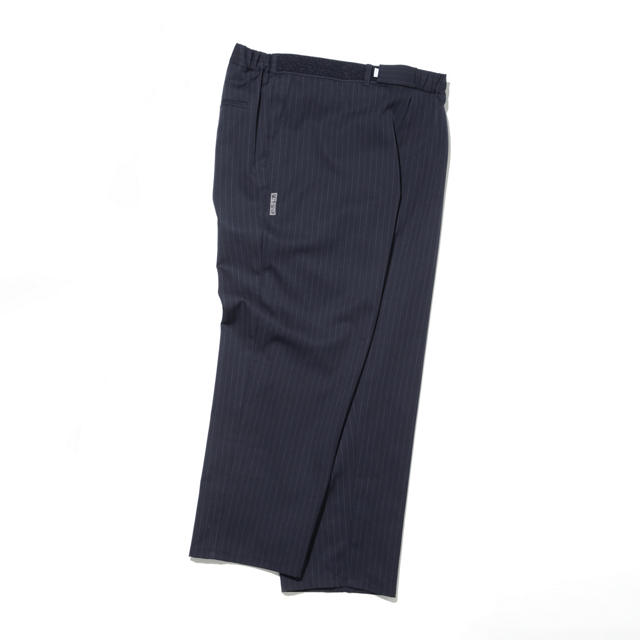 Graphpaper (グラフペーパー)  2020AW Salvage Wool Wide Tapered Chef Pants for UOMO 男子自身|サルベージ ウール ワイドテーパード シェフパンツ